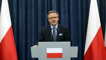 """24-04-2017 06:04 """"Cel bardzo ambitny"""". Szczerski o zwiększaniu wydatków na obronność do 2,5 proc. PKB"""