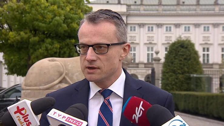 """""""To nie był list publiczny"""". Magierowski krytykuje ujawnienie treści pisma Szałamachy"""