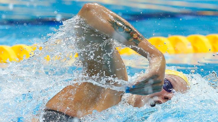 Rekord świata Sjoestrom na 100 m stylem motylkowym