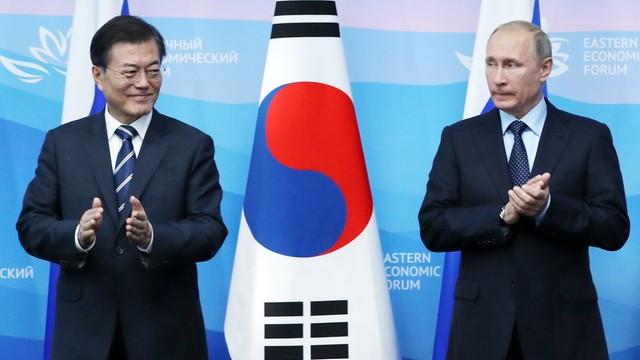 Putin: Rosja nie uznaje statusu nuklearnego Korei Północnej