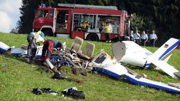 02-09-2016 11:06 Katastrofa samolotu. Na pokładzie para zakochanych