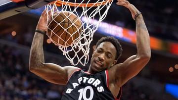 2016-12-04 NBA: Rekordowe zwycięstwo Raptors