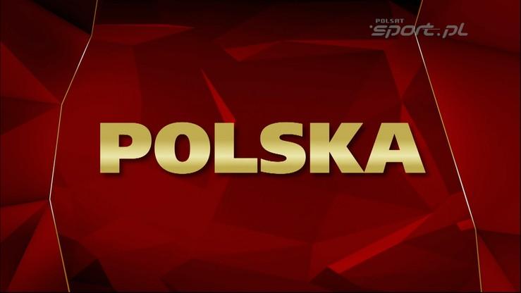 Prezentacja Polaków na mecz z Argentyną