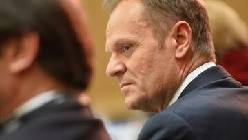 19-04-2017 05:06 Tusk będzie dziś zeznawać w warszawskiej prokuraturze