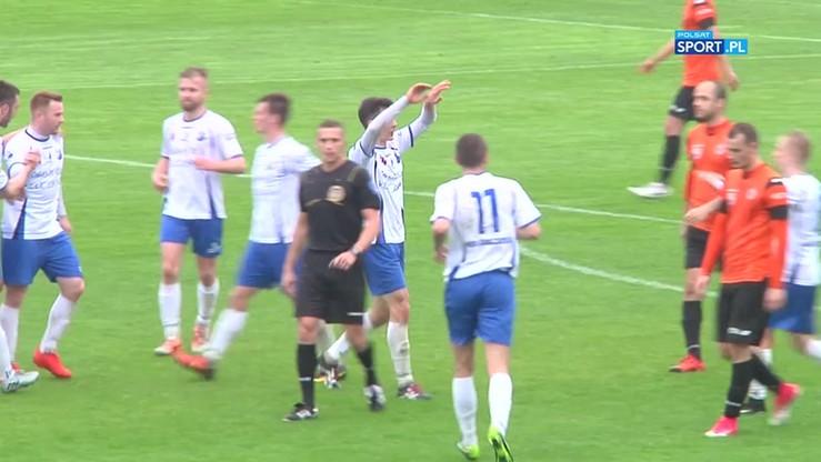 2017-05-08 MKS Kluczbork - Chrobry Głogów 3:2. Skrót meczu