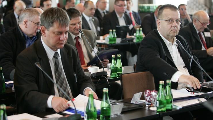 Sekretarz generalny PZPS za przeniesieniem zgromadzenia delegatów