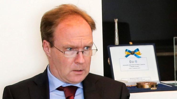 Wyciekł list pożegnalny brytyjskiego ambasadora przy UE