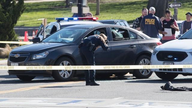 USA: Incydent koło Kapitolu, bez związku z terroryzmem