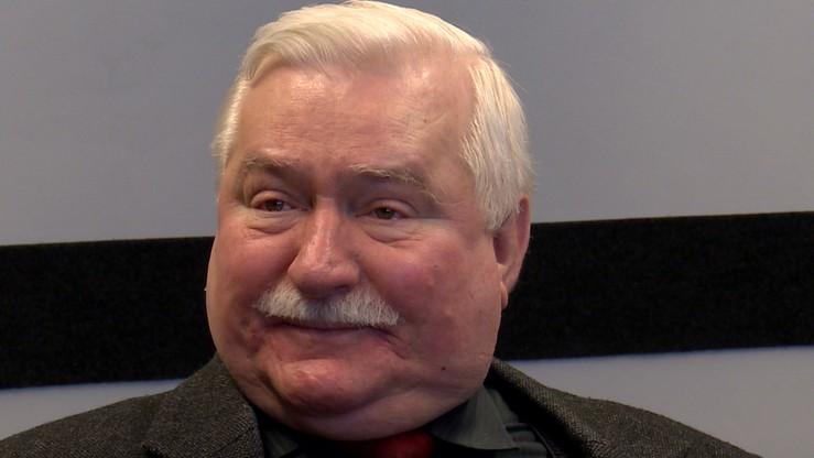 """""""Potwierdzam swoją obecność"""". Wałęsa pojawi się 10 lipca na kontrmanifestacji"""