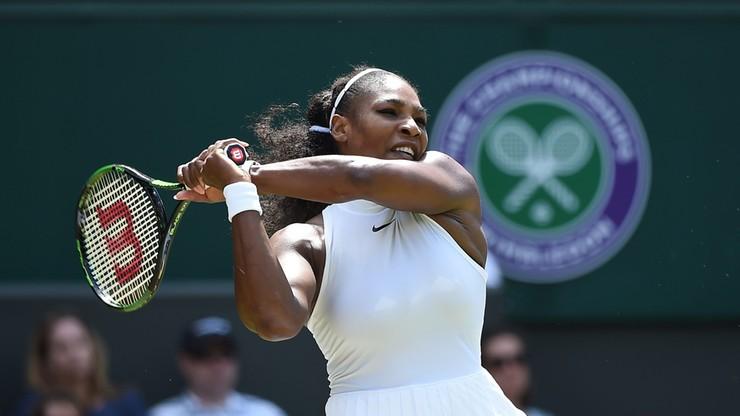 Wimbledon: Pewny awans Sereny Williams do 1/8 finału