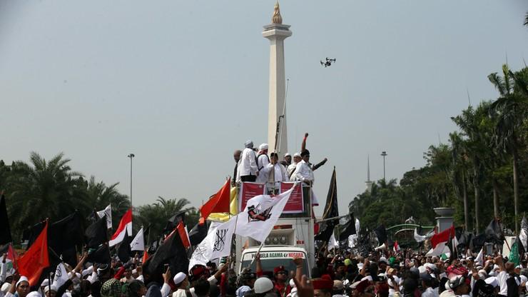 Tłum zlinczował złodzieja sprzętu z meczetu w Indonezji