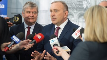 18-05-2017 14:32 Schetyna: nie wyobrażam sobie, by premier Szydło podjęła inną decyzję niż przyjęcie uchodźców