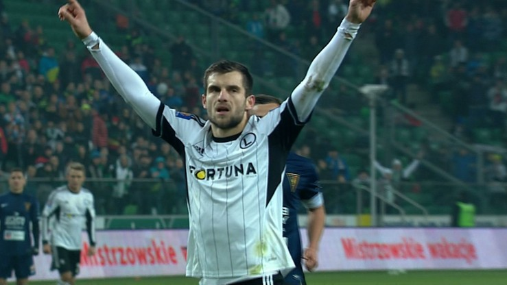 Śląsk - Legia: pierwsze starcie o półfinał Pucharu Polski