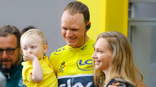 Tour de France - czwarte zwycięstwo Chrisa Froome'a