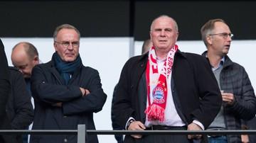 2017-10-04 Hoeness: Trenera Bayernu ogłosimy w ciągu kilku dni