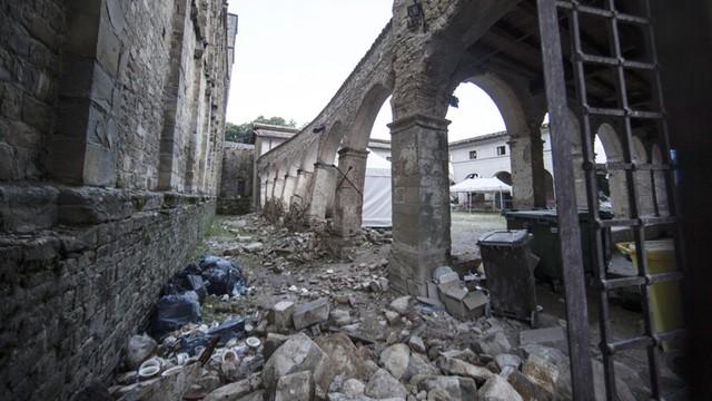 Włochy: Powołano rządowego komisarza ds. odbudowy po trzęsieniu ziemi
