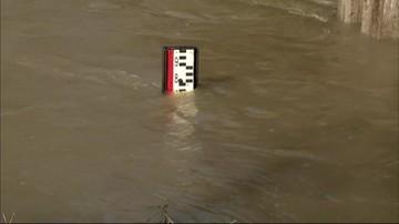 Stan alarmowy wód w rzekach w woj. opolskim