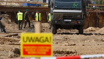 09-07-2017 16:17 Białystok: saperzy wywieźli półtonową bombę. Ewakuowani mieszkańcy wracają do domów