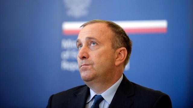 Wicepremier Krymu w Polsce - Schetyna się tłumaczy