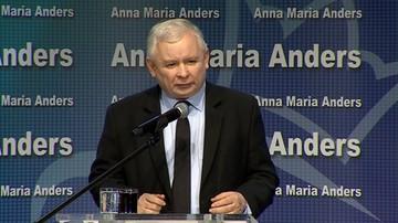 07-03-2016 19:29 Kaczyński o KOD: to wielkie oszustwo pod biało-czerwonymi sztandarami. Oni gardzą Polską