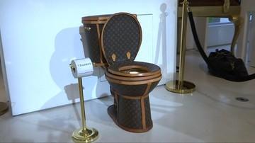 Toaleta za 100 tysięcy dolarów