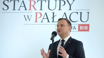 Prezydent: chciałbym, by za kilka lat Polska była w G20