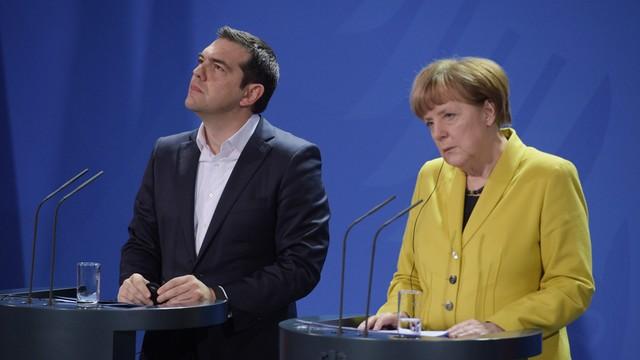 Niemcy nie chcą Grecji w strefie euro