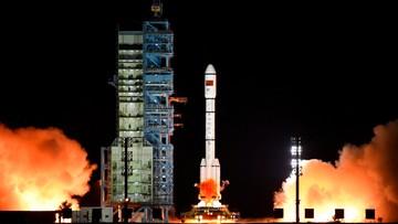 15-09-2016 17:36 Polskie urządzenia poleciały w kosmos razem z chińskim modułem orbitalnym