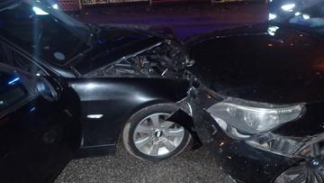 02-01-2018 12:01 Wypadek muzyków disco polo. W ich auto uderzył pijany kierowca