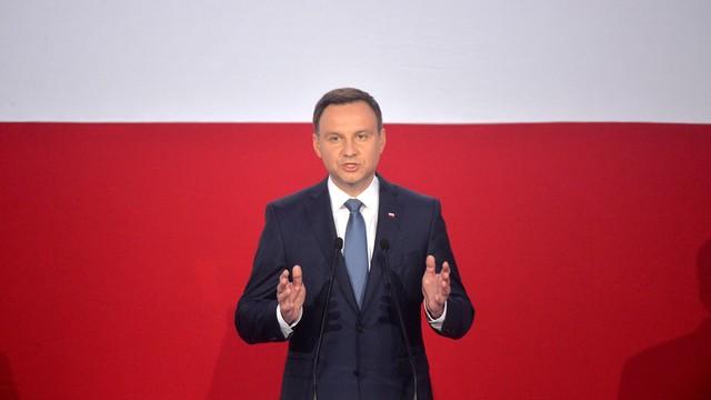 Andrzej Duda nie dostanie odprawy z Parlamentu Europejskiego