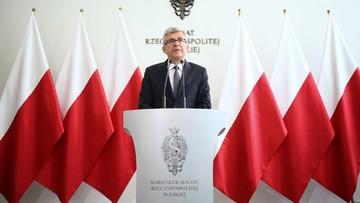 24-06-2016 12:51 Karczewski: należy zmienić politykę wewnątrz UE