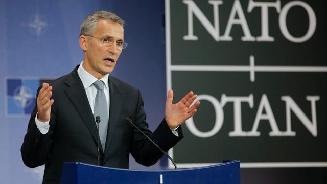 Stoltenberg: NATO wesprze operację UE na Morzu Śródziemnym