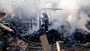 Wybuch cystern z gazem w Bułgarii. Rośnie liczba ofiar