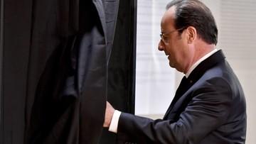 26-04-2017 13:11 Hollande do ministrów: zróbcie, co się da, by Le Pen przegrała