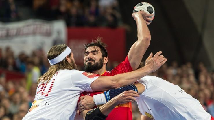 ME piłkarzy ręcznych: Dania pokonała Hiszpanię