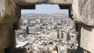 20-10-2016 09:44 Miała być cisza w Aleppo. Walki i strzały w korytarzach humanitarnych
