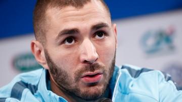 10-12-2015 17:14 Benzema zawieszony we francuskiej kadrze. Może nie zagrać na Euro