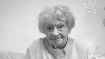 22-07-2017 22:40 Zmarła najstarsza Polka. Jadwiga Szubartowicz przeżyła 111 lat, rewolucję październikową i dwie wojny