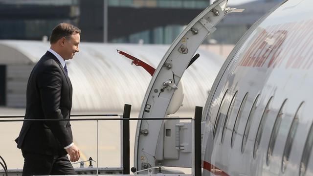 Prezydent Duda z oficjalną wizytą w Norwegii