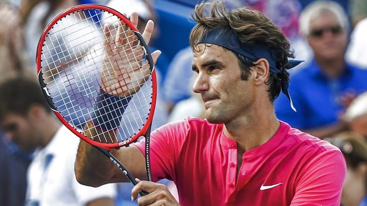 Cincinnati znowu szczęśliwe dla Federera. Djokovic poległ w finale