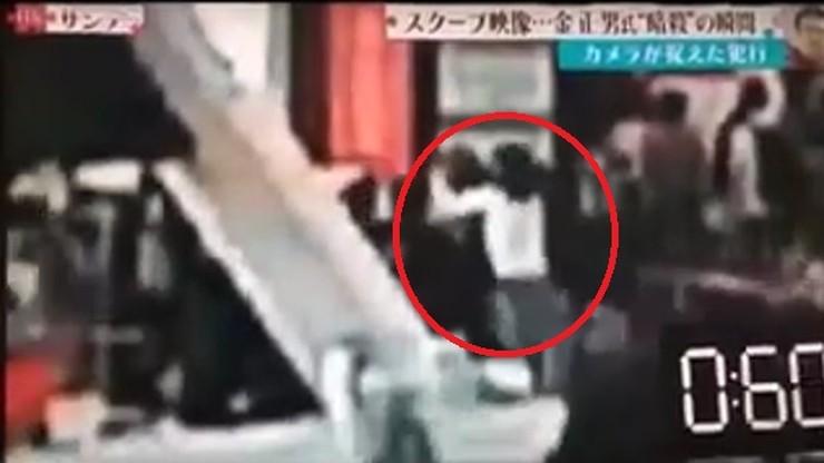 Jest nagranie z ataku na Kim Dzong Nama