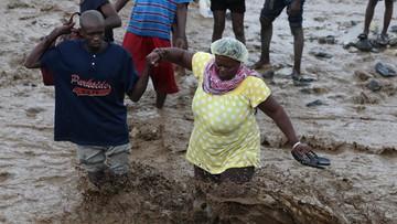 06-10-2016 17:07 Matthew zbiera żniwa na Haiti i Dominikanie. Rośnie liczba ofiar śmiertelnych