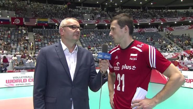 Buszek: Włosi zagrali najlepszy mecz w Pucharze Świata...