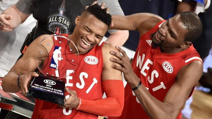 NBA: W 2019 roku Mecz Gwiazd odbędzie się w Charlotte