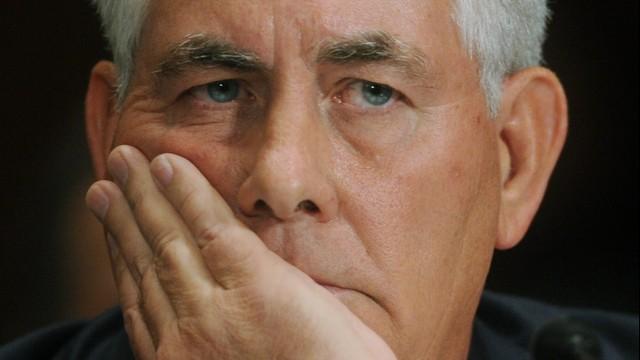 Tillerson o Korei Północnej: dyplomacja do pierwszej bomby