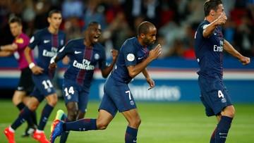 09-09-2016 23:14 Debiut Grzegorza Krychowiaka w Paris Saint-Germain
