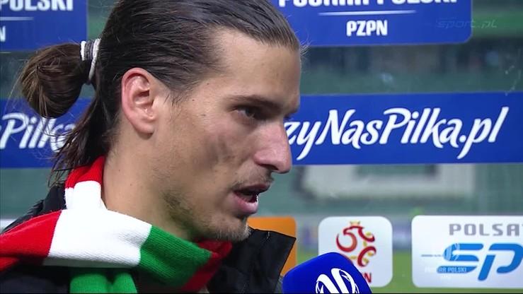 Prijović: W Pucharze nie ma żartów, będziemy skupieni na 100%