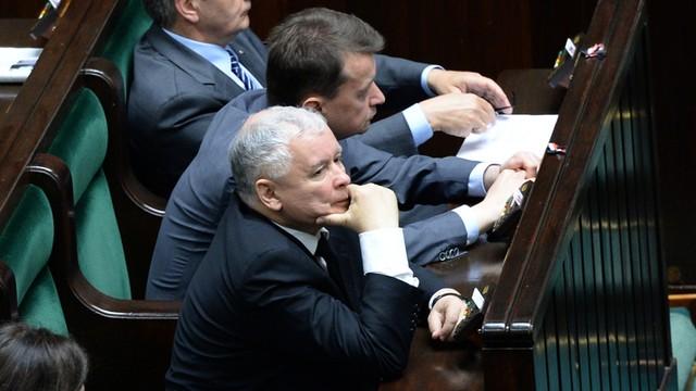 Kaczyński: Satyrycy mogą robić co chcą, mamy wolność