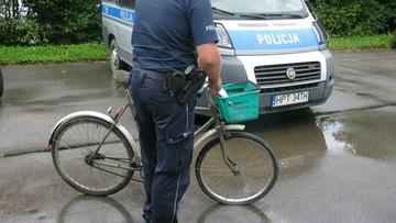 09-07-2016 16:01 Ukradł rower, bo musiał pojechać na komisariat. Podpisać policyjny dozór