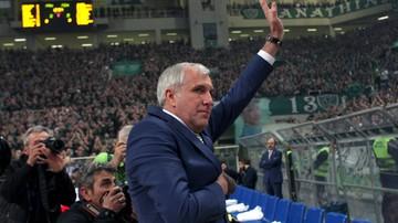 2017-07-10 Euroliga: Trener Obradovic po raz trzeci z nagrodą Gomelskiego